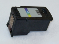 Printwell IP2700 kompatibilní kazeta pro CANON - azurová/purpurová/žlutá, 255 stran