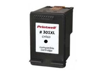 Printwell DESKJET 1512 ALL-IN-ONE kompatibilní kazeta pro HP - černá, 300 stran