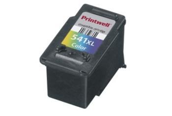 Printwell PIXMA MG3550 kompatibilní kazeta pro CANON - azurová/purpurová/žlutá, 180 stran