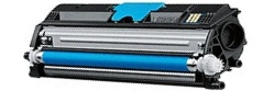Printwell MINOLTA MC1690 kompatibilní kazeta pro KONICA - azurová, 2500 stran