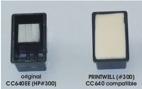 Printwell DESKJET 3050 kompatibilní kazeta pro HP - azurová/purpurová/žlutá, 14 ml