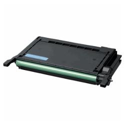Printwell CLX-6200ND kompatibilní kazeta pro SAMSUNG - azurová, 5500 stran