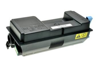 TK-3100 kompatibilní tonerová kazeta, barva náplně černá, 12500 stran