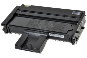 407254 (SP201HE) kompatibilní tonerová kazeta, barva náplně černá, 2600 stran