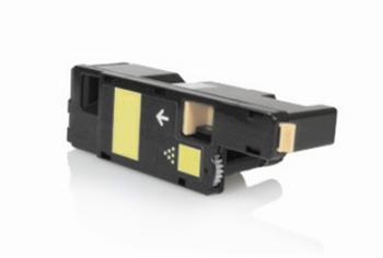 C13S050611 (YELLOW 0611) kompatibilní tonerová kazeta, barva náplně žlutá, 1400 stran