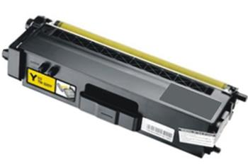 TN-421 TN421Y kompatibilní tonerová kazeta, barva náplně žlutá, 4000 stran