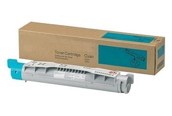 Printwell 1710490-004 kompatibilní kazeta, azurová, 6000 stran