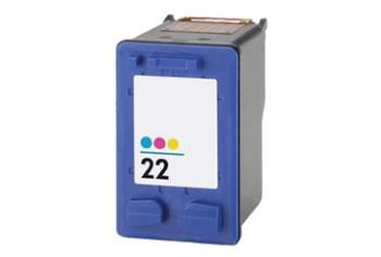 22 XL C9352CE#UUQ kompatibilní inkoustová kazeta, barva náplně tříbarevná, 641 stran