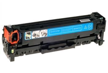 410X CF411X tonerová kazeta SUPERB, barva náplně azurová, 5000 stran