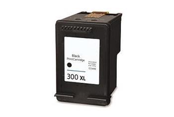 300 CC640EE#301 kompatibilní inkoustová kazeta, barva náplně černá, 950 stran