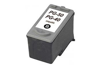 50 (PG-50) 0616B001 kompatibilní inkoustová kazeta, barva náplně černá, 510 stran