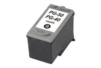 40 (PG-40) 0615B042 kompatibilní inkoustová kazeta, barva náplně černá, 510 stran