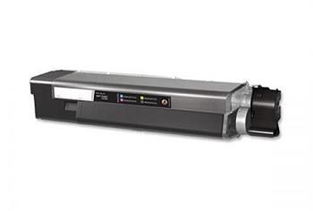 43324408 kompatibilní tonerová kazeta, barva náplně černá, 6000 stran