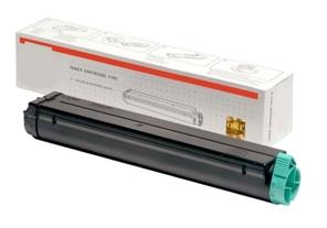 Printwell OKI B410-B430-B440 (43979102) 3K5 BK kompatibilní kazeta, černá, 3500 stran