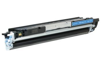 126A CE311A kompatibilní tonerová kazeta, barva náplně azurová, 1000 stran