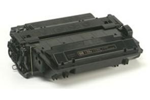 Printwell CE255X kompatibilní kazeta, černá, 12500 stran CE255XA (55X) toner BLACK pro HP Laser Jet P3010/3015); 12 500 str.