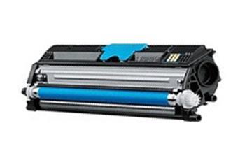 Printwell A0V30HH kompatibilní kazeta, azurová, 2500 stran A0V30HH CYAN toner pro Minolta (Magicolor 1600/1650/1680) 2500str.