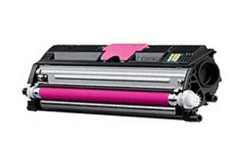 Printwell A0V30CH kompatibilní kazeta, purpurová, 2500 stran A0V30CH MAGENTA toner pro Minolta (Magicolor 1600/1650/1680) 2500str.