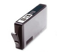 Printwell CN684EE (No.364XL BLACK) kompatibilní kazeta, černá, 550 stran 364XL BLACK cartridge pro HP (CN684,Photosmart C5380....) 550str.